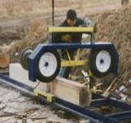 bandsaw mill plans. bill rake\u0027s homepage for the simple saw, dozer, and tricycle plans bandsaw mill plans